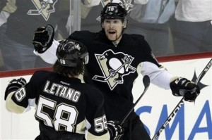 Neal, Letang Set to Face Malkin in All-Star Game