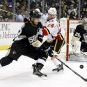 NHL: Calgary Flames at Pittsburgh Penguins