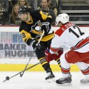 NHL: Carolina Hurricanes at Pittsburgh Penguins