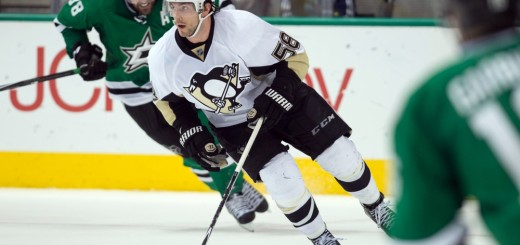 NHL: Pittsburgh Penguins at Dallas Stars