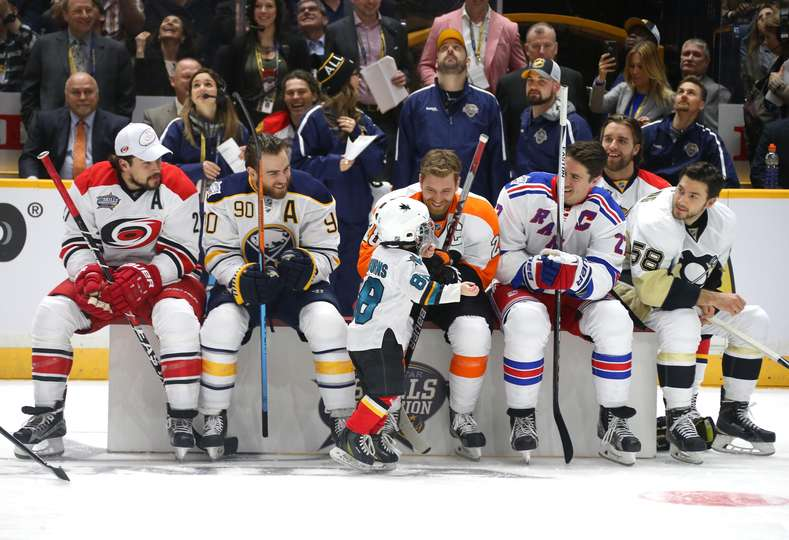 3ab78693d Kris Letang – NHL All-Star Game Weekend – Day 2 – KrisLetang.org ...