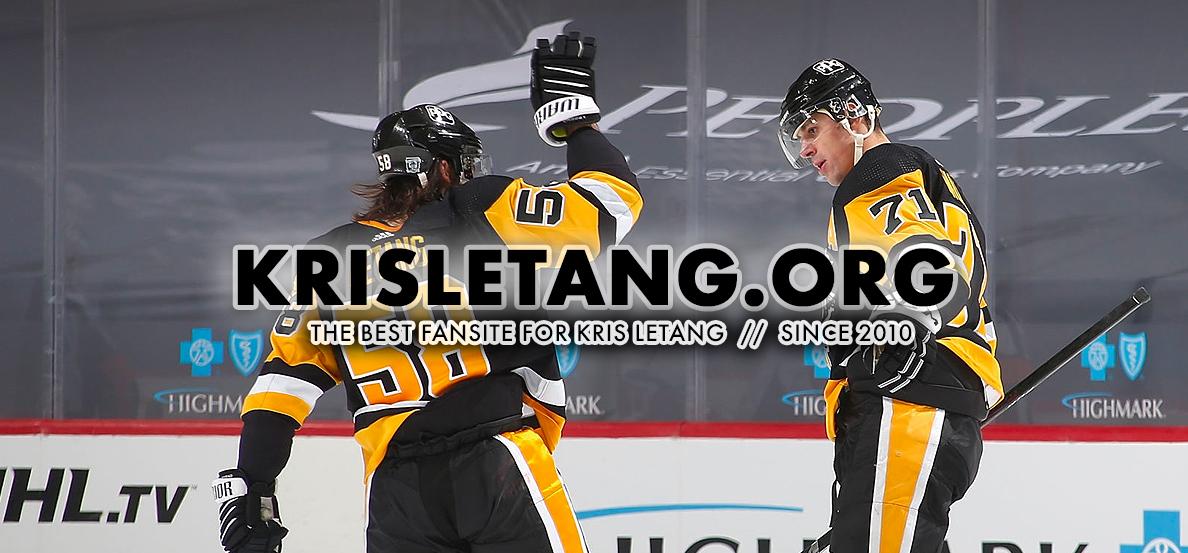 KrisLetang.org - Fansite for Kris Letang of the Pittsburgh Penguins